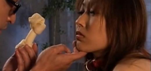 爆乳美女に首輪を付けてMペット調教してからヤリタイ放題!【SM無料動画】