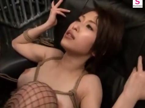 緊縛巨乳M女の鬼ピストン絶頂アクメ地獄!【SMエロ動画】