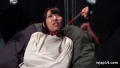 【乙葉ななせ】監禁首輪をつけてMペット調教された美少女が陵辱のイラマチオ!【SMエロ動画】