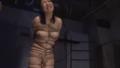 【新谷彩夏】売り飛ばされてきた奴隷女を緊縛吊るして鞭打ちマゾ調教!【SMエロ動画】